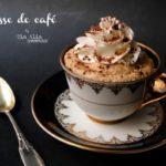 Mousse de café para #retotiaalia