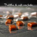Pastillas de café con leche para #retotíaalia