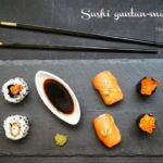 Sushi guntan-maki