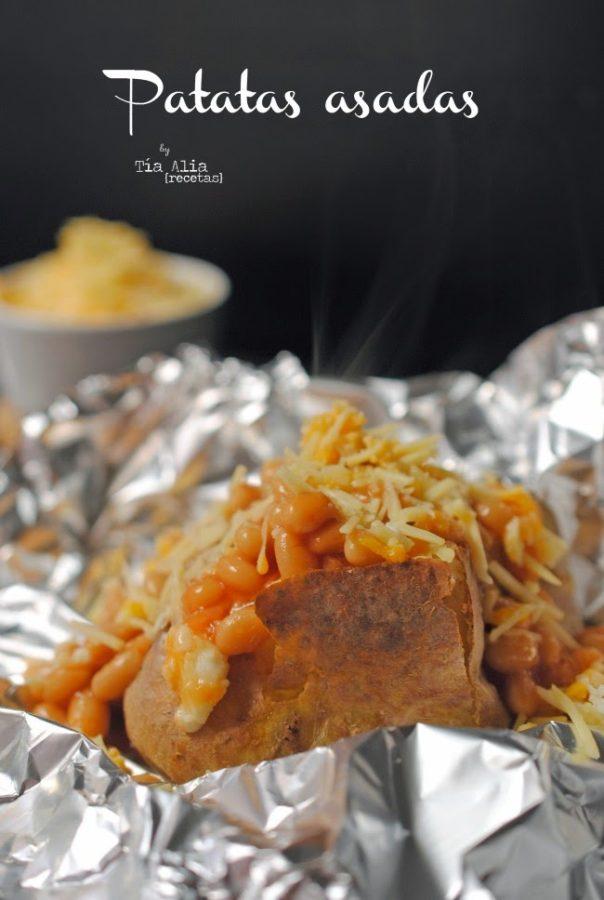 Patatas asadas [en cocotte de Silikomart]