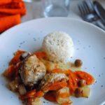 Pollo a la portuguesa para #retotíaalia