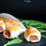 Sausage rolls o rollitos de salchicha [receta tradicional británica]