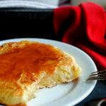 Tortilla de manzana para CON UN PAR