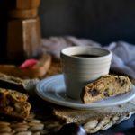 Cómo hacer biscotti de castañas y chips de chocolate, Receta de otoño
