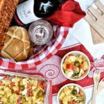 Cómo hacer ensalada campera vegetariana