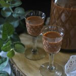 Licor de chocolate y cereza. Receta