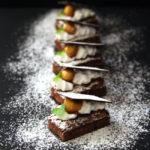 Mini brownies de Oleocao