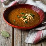 Lentejas con verduras: receta sin grasas, pero con mucho sabor