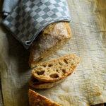 Pan chapata o ciabatta sin amasado, la receta más fácil